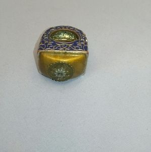 Steampunk ring size 9